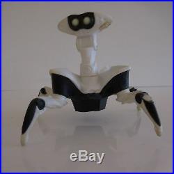 3 figurines personnage robot jouet vintage collection China art déco PN France