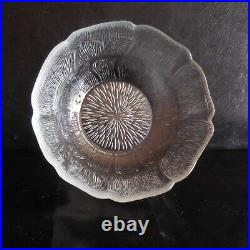 7 coupelles verre art nouveau déco collection antiquité objet XXe France N3757