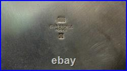 Accessoire de table unique Christofle selon Collection Villars