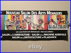 Affiche Kiki Picasso Arts Menagers Deco