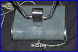Ancienne lampe de bureau Jumo N71 design Eileen Gray collection industriel