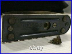 BRIQUET Ancien THORENS Distinction Art Déco. Desk Wick LIGHTER Feuerzeug