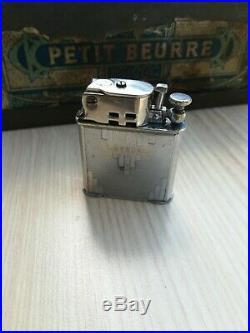 Briquet Abdulla automatique essence vintage art déco