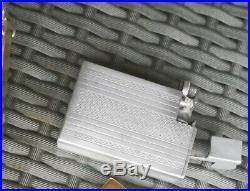 Briquet FLEX 75.82 essence Vintage Art Déco