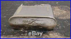 Briquets essence LUNDER 1000 / KW vintage art déco