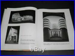 CANESI Architetture Luminose ARCHITECTURE LUMINEUSE LUMINAIRES ART DECO 1934