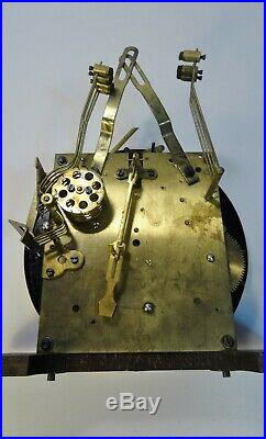 Carillon Horloge Pendule Westminster Art Deco 8 Tiges 8 Marteaux