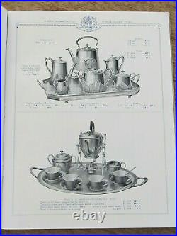 Catalogue KIRBY BEARD & C°. Ld. 1913 Paris Londres Birmingham Art-Déco