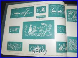 Catalogue Pochoirs Artistiques FIXALO Arts Décoratifs ART NOUVEAU ART DECO 1923
