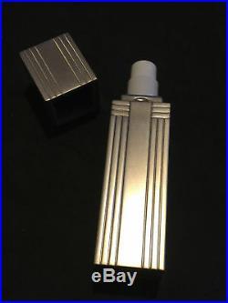 Coffret Cartier Vaporisateur de Sac Art-Déco rechargeable et 4 Eaux de Toilette
