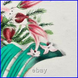 Coupe fleurs art déco collection Bernard Minoret ami Dora Maar Cocteau Picasso