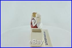 Encrier Ecritoire Figurine Baigneuse Normandie Le touquet Style Art Deco Porcela