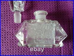 Flacon de parfum Art Déco Heinrich Hoffmann