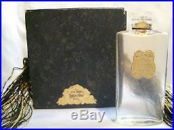 Floraccitane Les Deux Amours Flacon De Parfum 1920 Art Deco Perfume Bottle