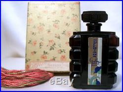 Gueldy Gueldiana Flacon De Parfum Art Deco 1928 Vintage Perfume Bottle