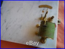 Horloge Mere Regulateur Brillie / Industrial Clock French Art Deco