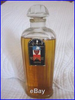 Jean Patou. Normandie. Rare Version Parfum Cologne. Flacon Art Deco. 1930