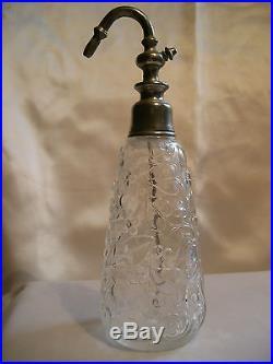Julien Viard Fizz Vaporisateur De Parfum Art-deco 1920 Vintage Perfume