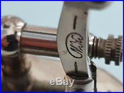 KW (Karl Wieden) 380 Lift Arm Briquet en laque de chine Art DÉCO 30-Germany-RARE