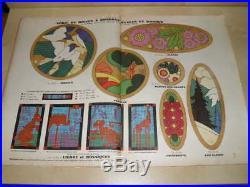 LECLERC L'Artisan Pratique ANNÉE 1929 COMPLET REVUE ART DÉCO Décoratifs Gravures