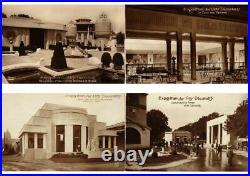 PARIS Exposition 1925 ART DECO Arts Decoratifs 99 CPA Mostly REAL PHOTO (L2833)