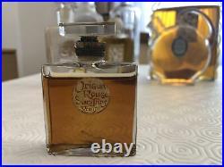 Parfum Art Deco Nou Eau Origan Rouge Sauzé Frères Paris