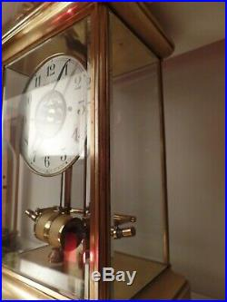 Pendule Bulle Clock