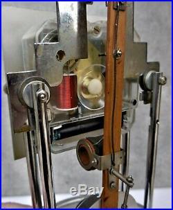 Pendule électrique 800 jours art deco breveté SGDG