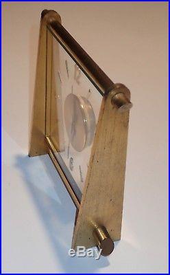 Pendulette Jaeger Lecoultre Vintage Art Deco