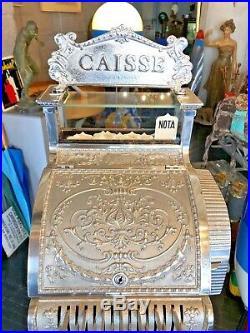 Petite Caisse magasin National/Comptoir Décoration bar