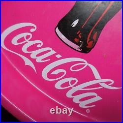 Plateau Prends la vie côté Coca-Cola COMPANY COKE vintage art déco USA N6716