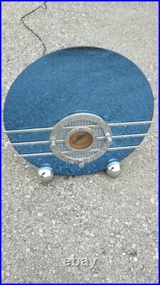 Poste RADIO ICE TEA replique SPARTON Model 154b GO+FM+AFC Transistor ART DECO