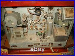 RADIO ancienne rare Zvezda-54. ART DECO tsf
