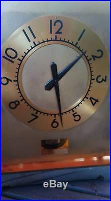 RARE Jaeger Lecoultre REUTTER ATMOS ll pendule clock ART DECO 1940'S