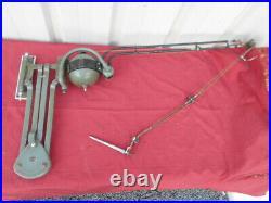 Roulette De Dentiste A Bras Articule Epoque 1930/50 En Metal
