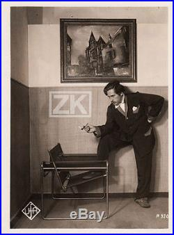 STERNBERG Blue Angel Art Deco BAUHAUS Chaise BREUER Kandinsky VLAMINCK UFA 1930s
