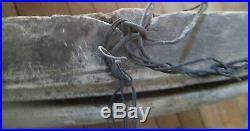 Sculpture statue maquette Monument guerre 14-18 SOLDAT MILITARIA WW1 par A. Finot