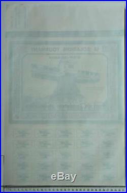 Solarium Tournant Aix-les-bains Fondateur 1930 Affiche Art Déco Luminothérapie