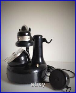 Telephone Ancien 1924 Vintage Phone Telefon Loft Industriel Art Deco